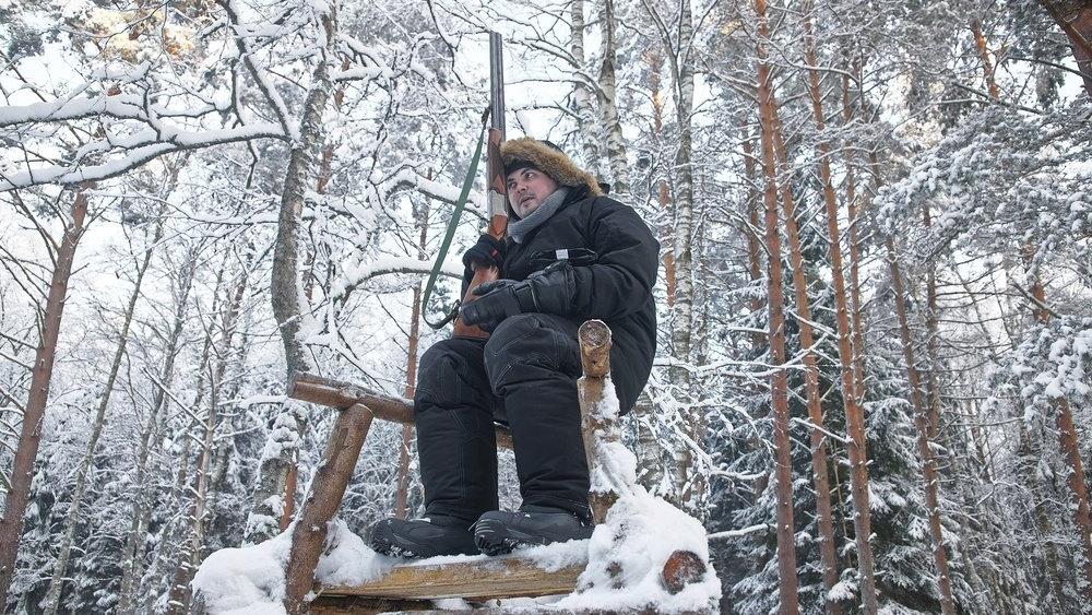 Hold varmen på jakt om vinteren