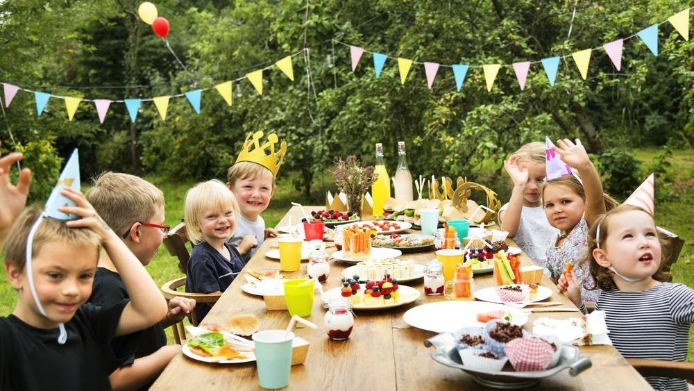 Disse utendørsaktivitetene redder barnebursdagen