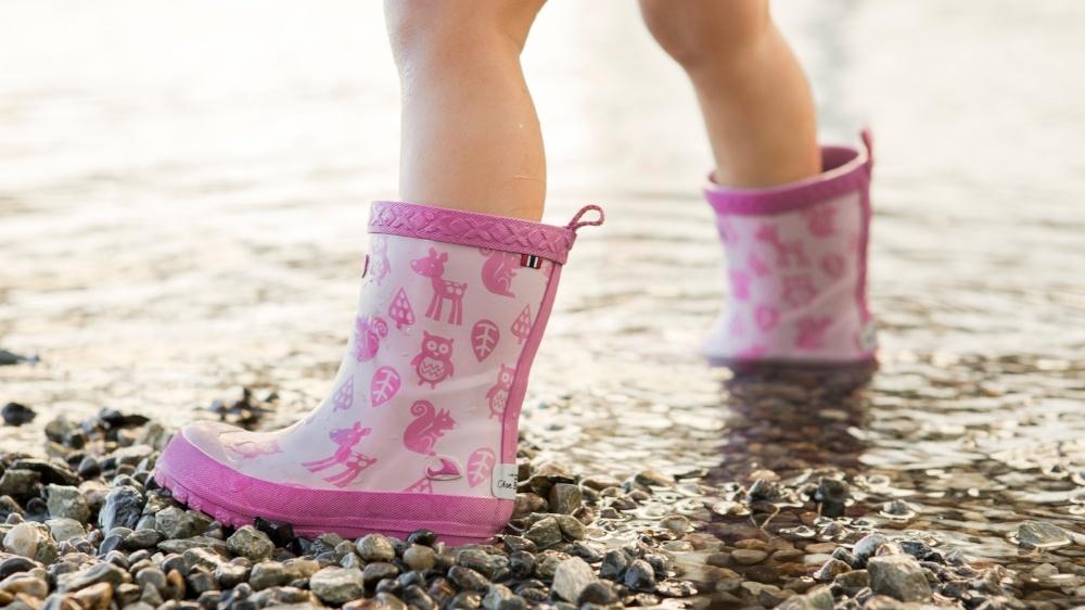 Viking Jolly Best i Test gummistøvler for barn
