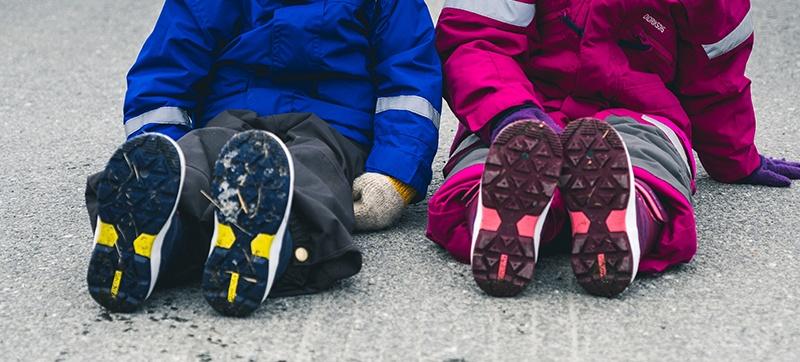 Gore-Tex-støvler til barn