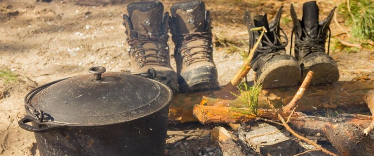 Tørke jaktstøvler