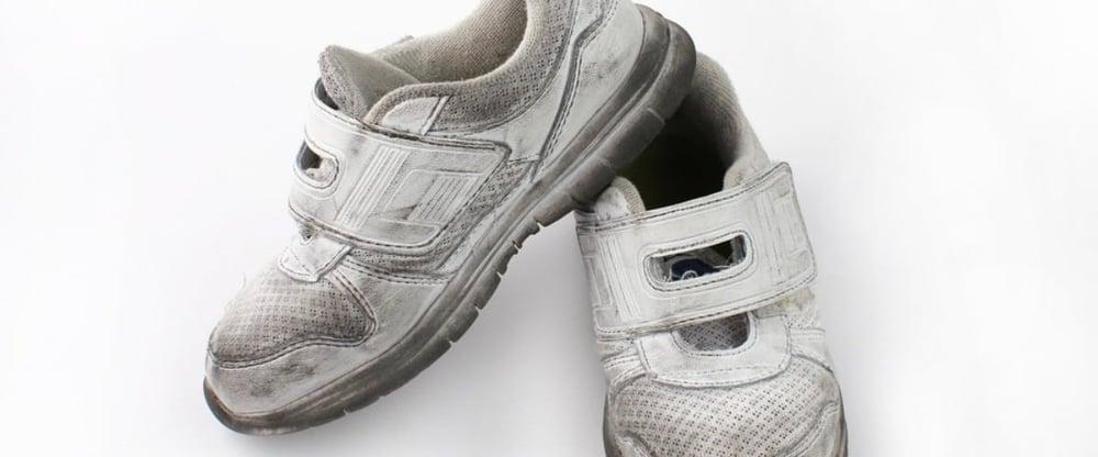 Brukte sko til barn