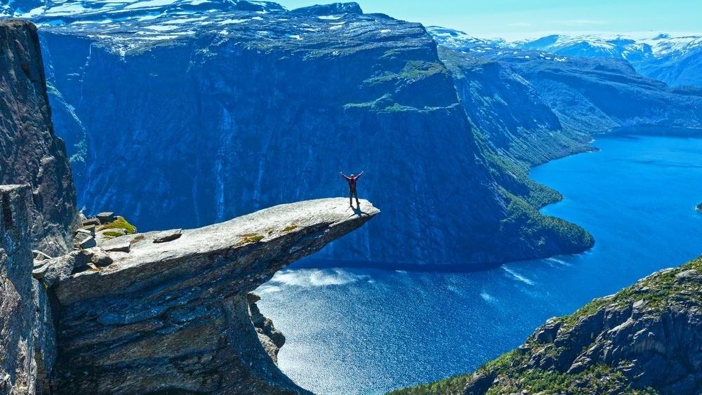 De beste toppturene i Norge for voksne